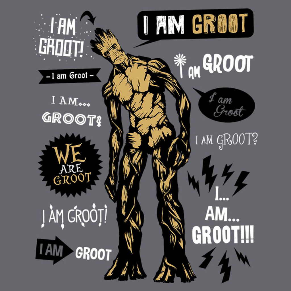 Wistitee: Groot Famous Quotes
