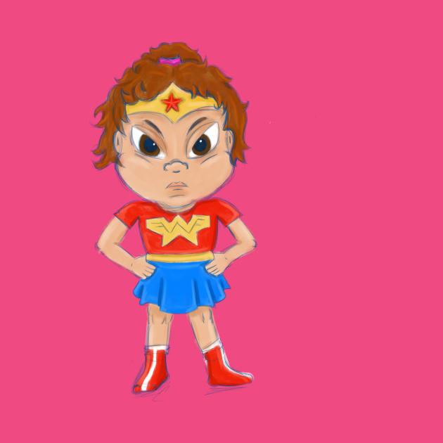 TeePublic: Kid Wonder