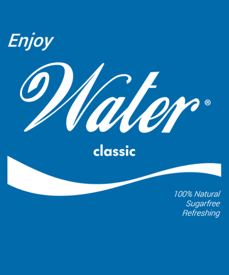 Qwertee: Enjoy Water  classic