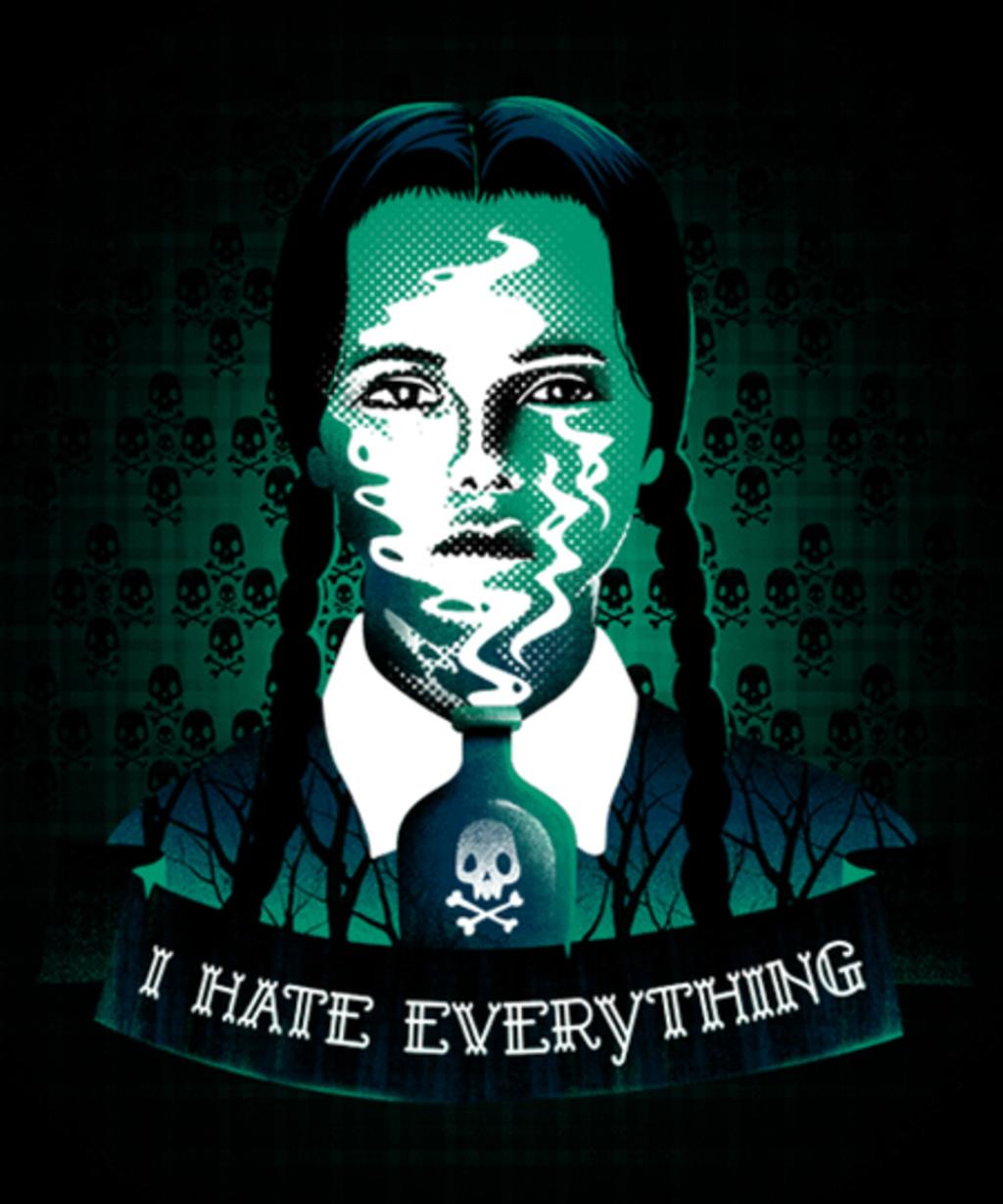 Qwertee: I hate everything