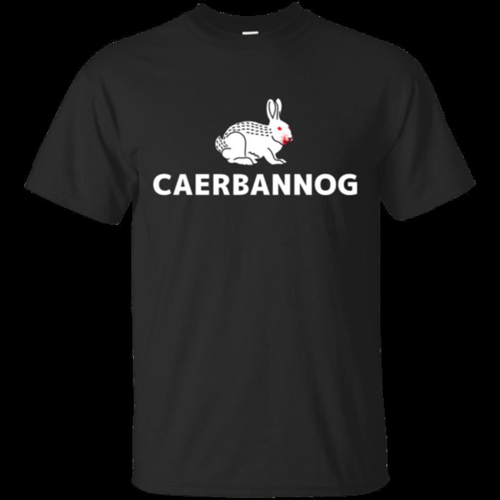Pop-Up Tee: Caerbannog