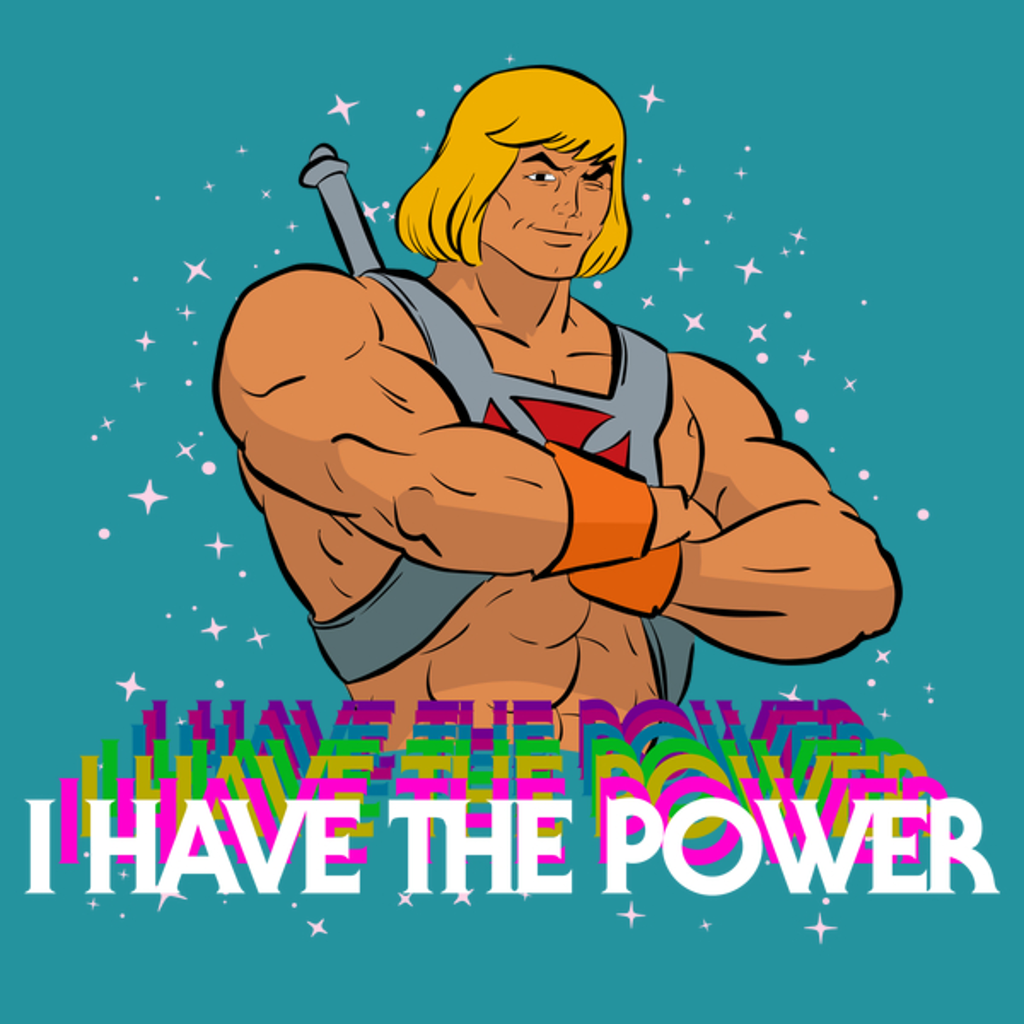 NeatoShop: I Have The Power