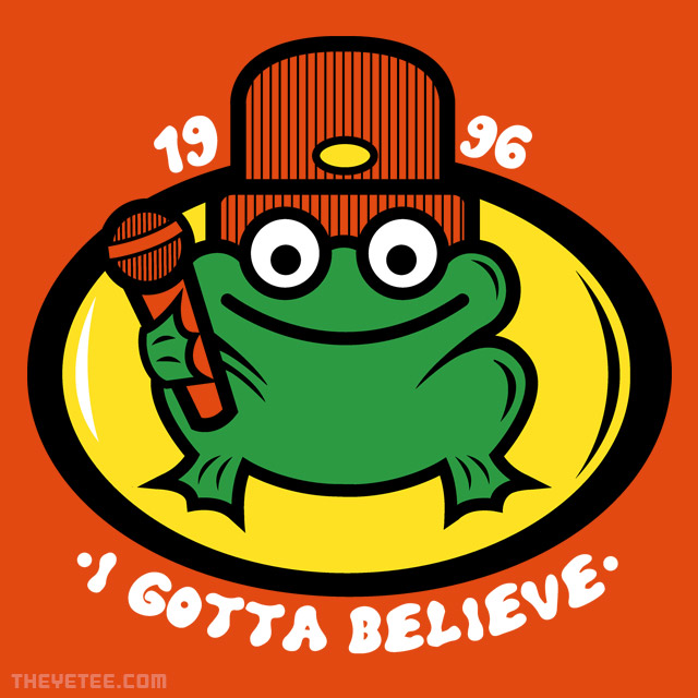 The Yetee: Believin' since 96