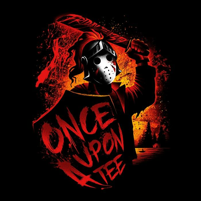 Once Upon a Tee: Friday Night Teerion
