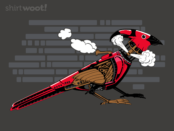 Woot!: Mechanical Birdsong