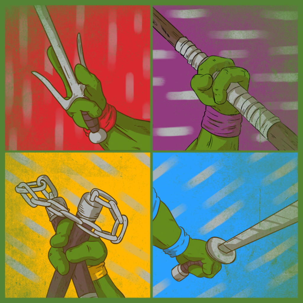 NeatoShop: ninja weapons