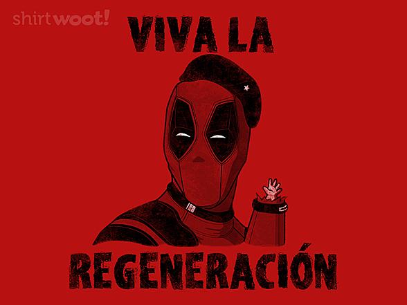 Woot!: Viva la Regeneracion