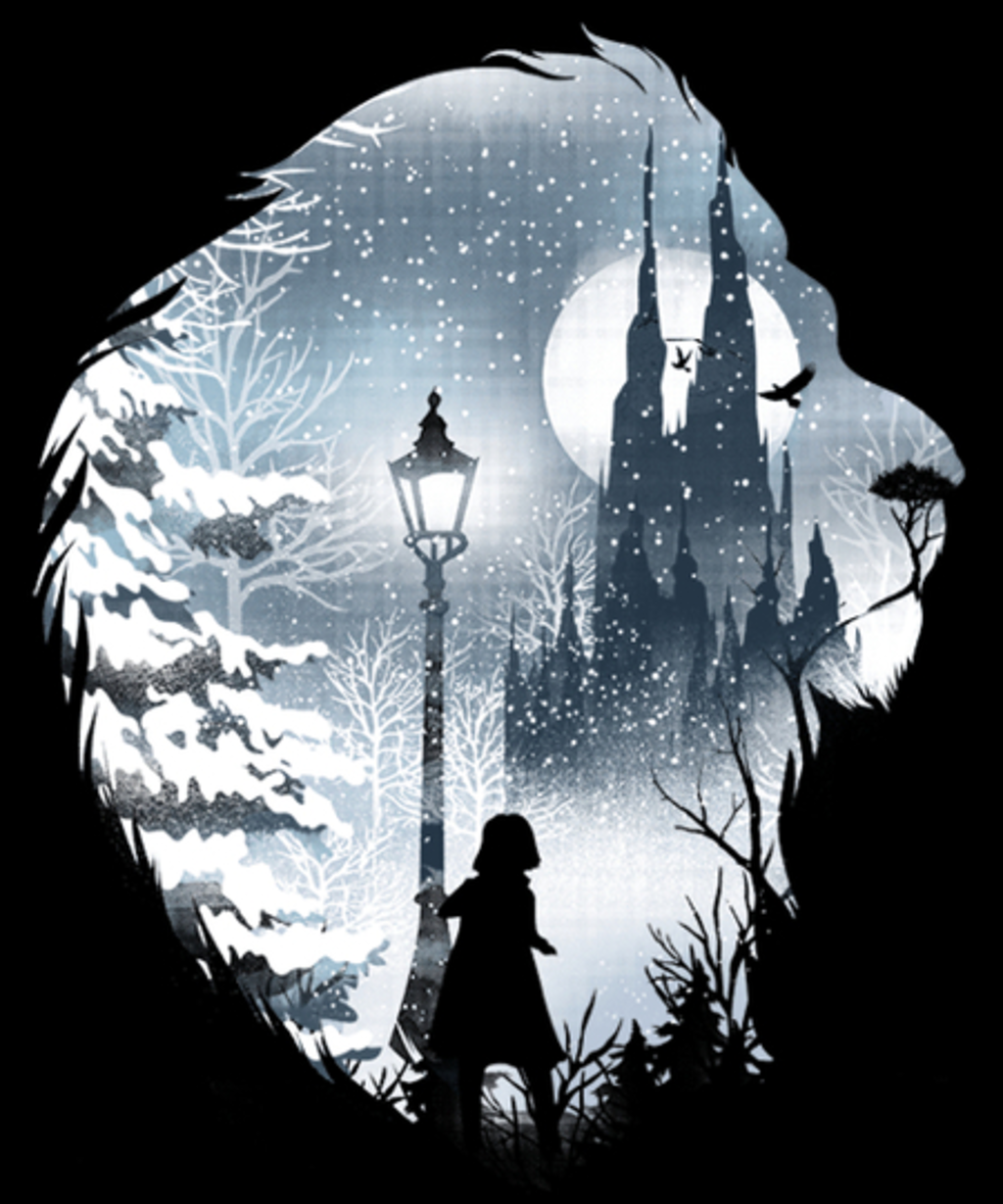 Qwertee: Mystical Winter