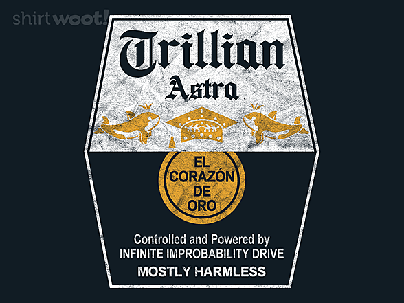 Woot!: Trillian Extra