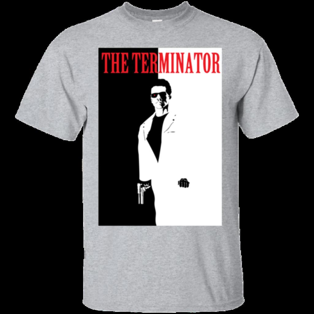 Pop-Up Tee: The Terminator