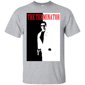 Pop-Up Tee: The Terminator