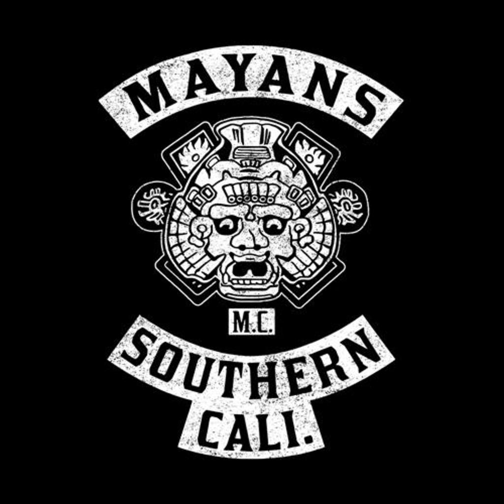 Five Finger Tees: Mayans M.C. T-Shirt