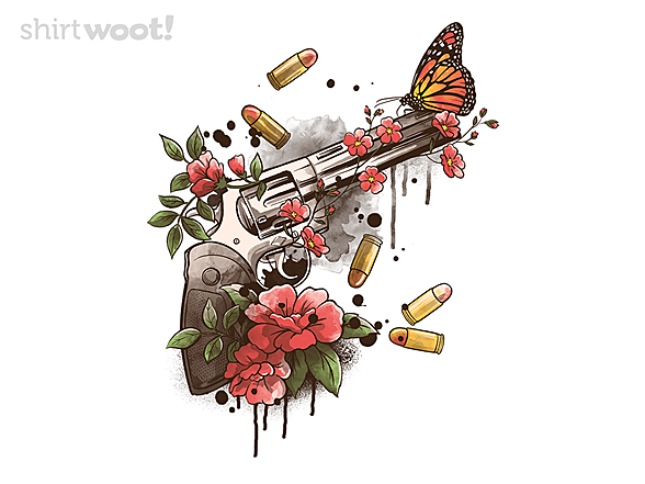 Woot!: Floral Revolver