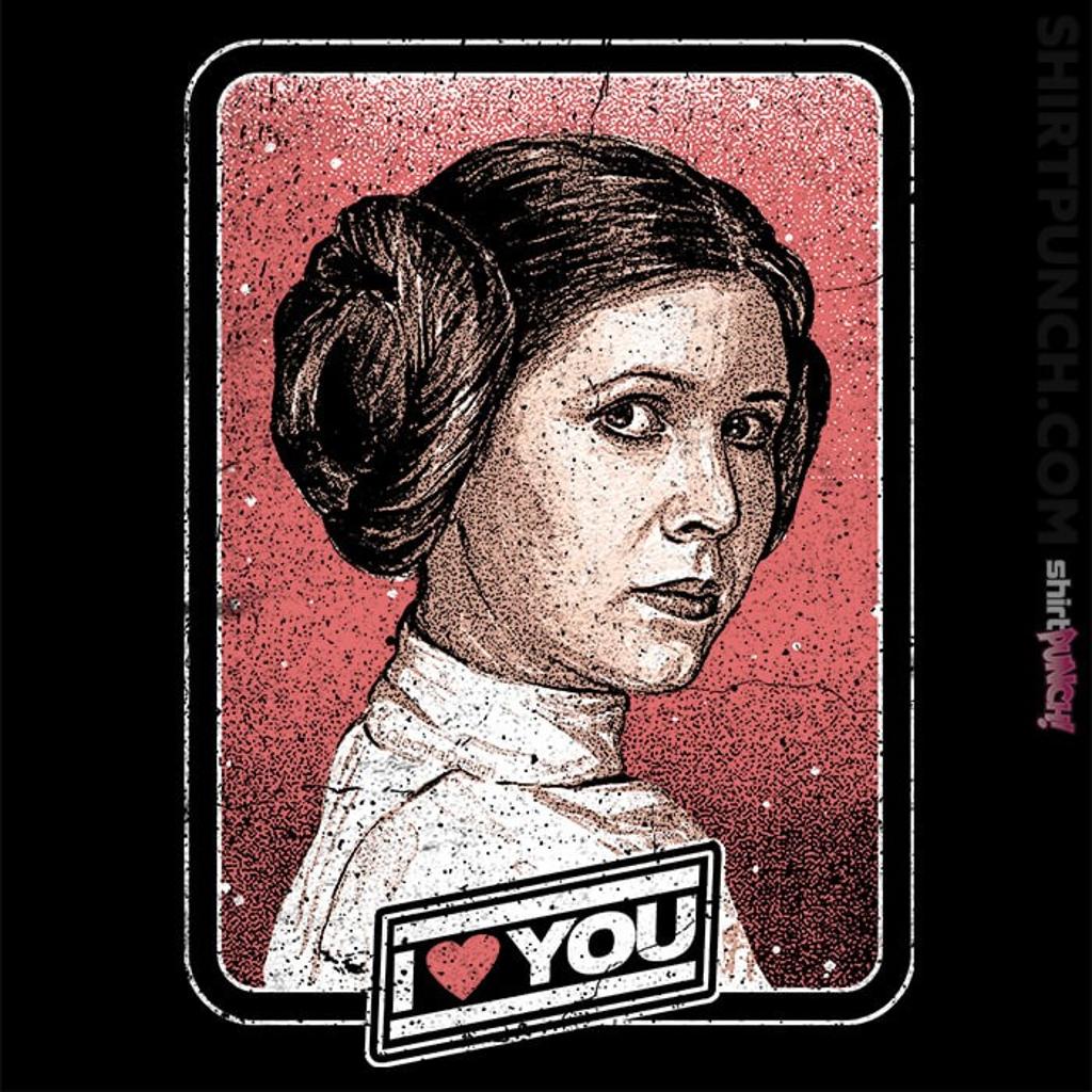 ShirtPunch: I Love You