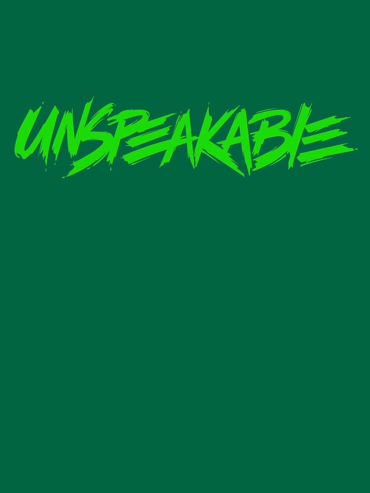 RedBubble: spechless mute 2020