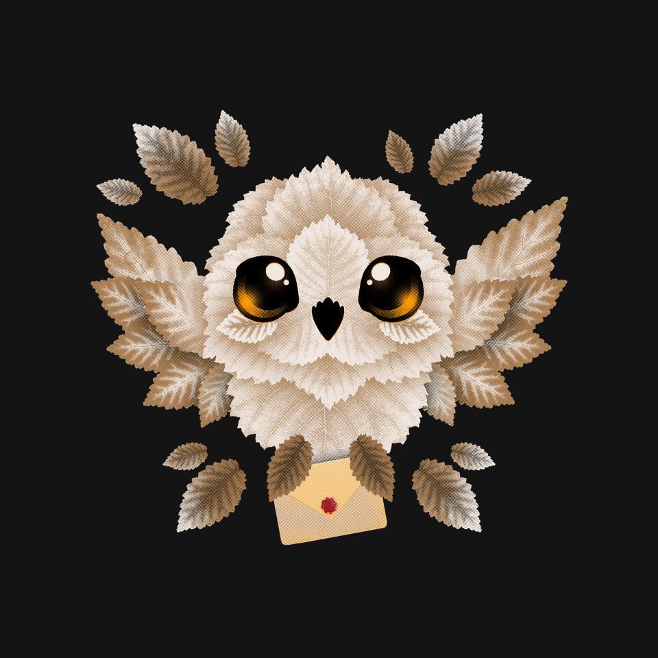 TeeFury: Owl Mail Of Leaves