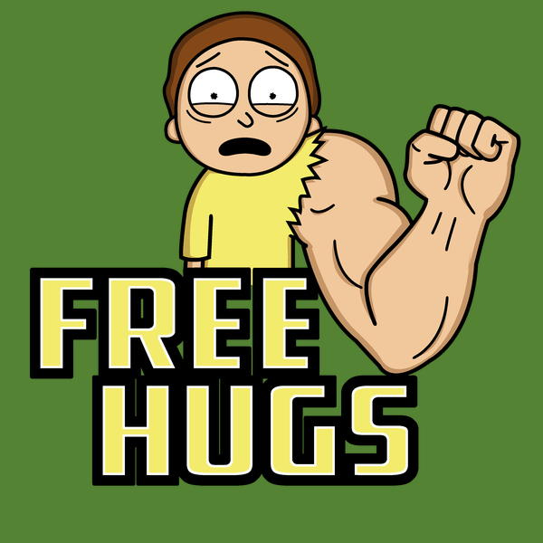 NeatoShop: Morty Hug!