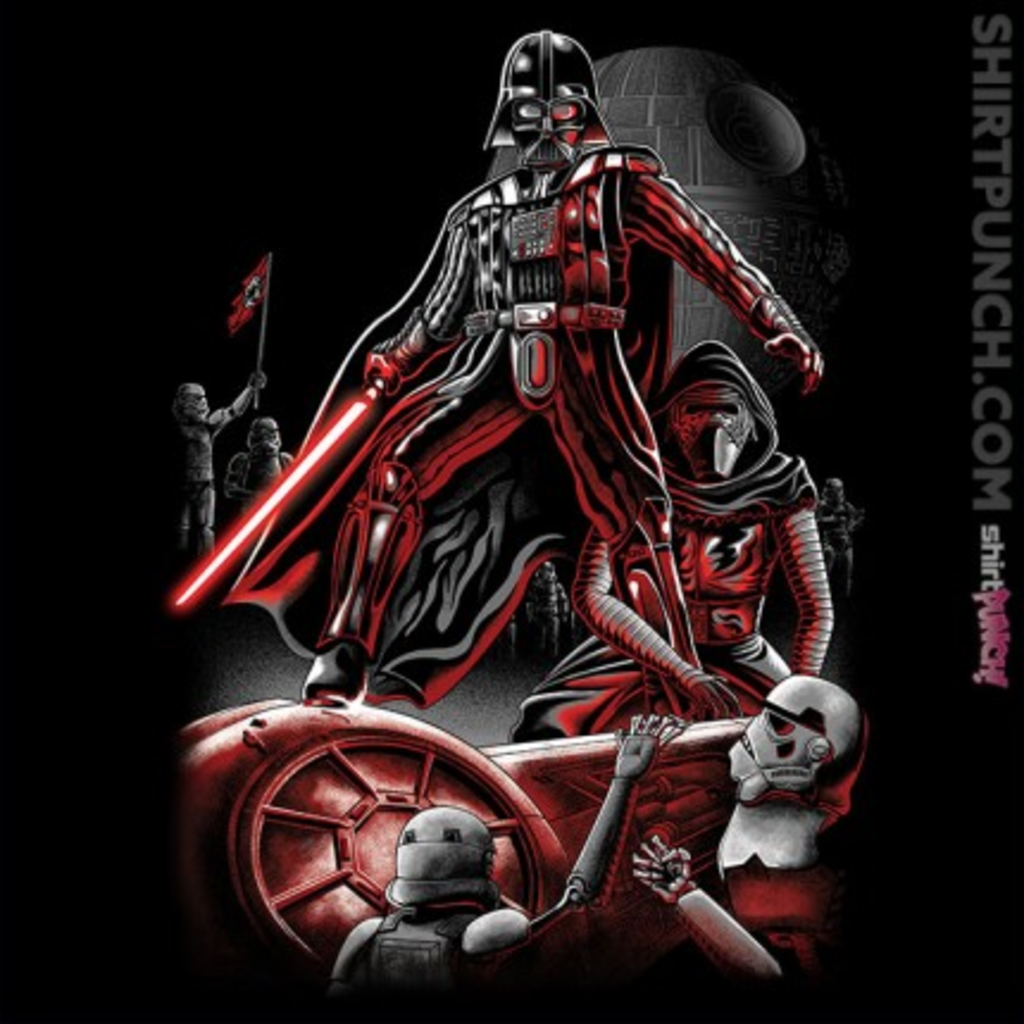ShirtPunch: Army of Dark Side