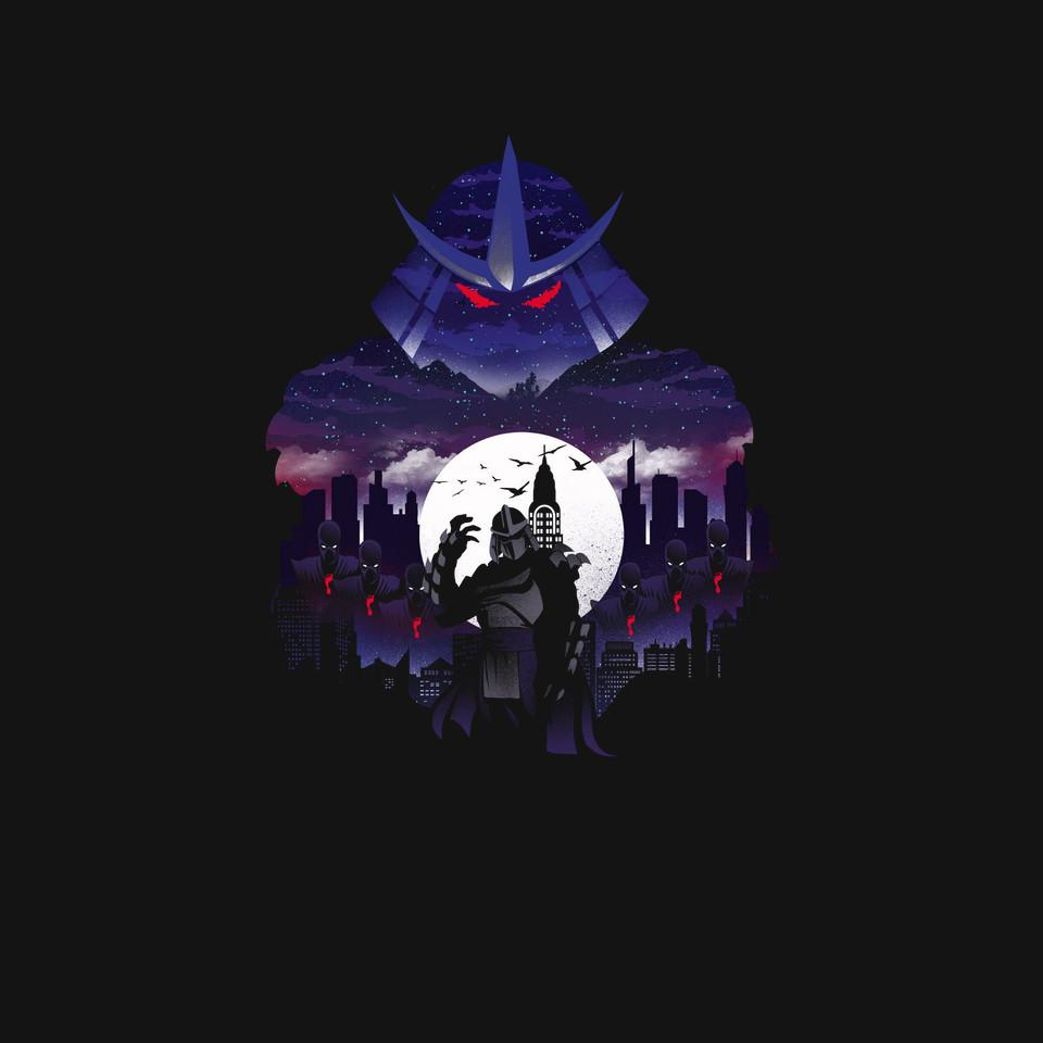 TeeFury: Supervillain Night