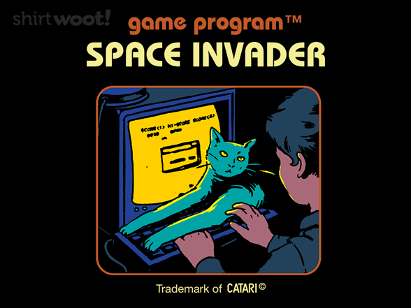 Woot!: Space Invader
