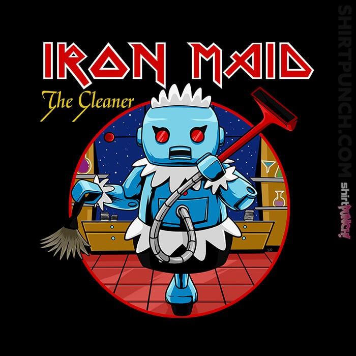 ShirtPunch: Iron Maid