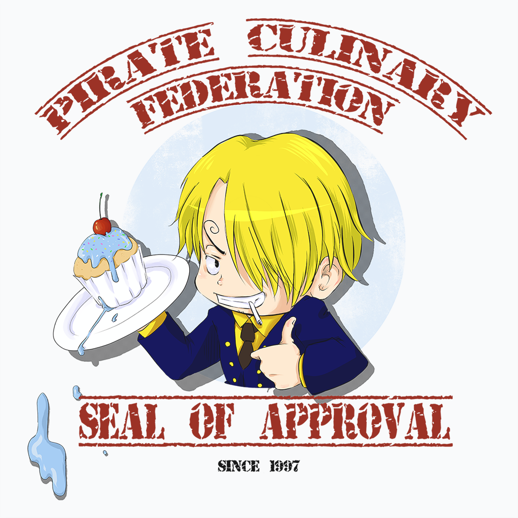 Pop-Up Tee: Sanji Chef