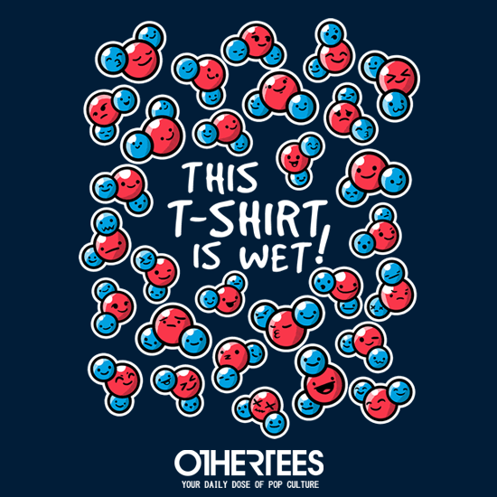 OtherTees: Wet T-Shirt