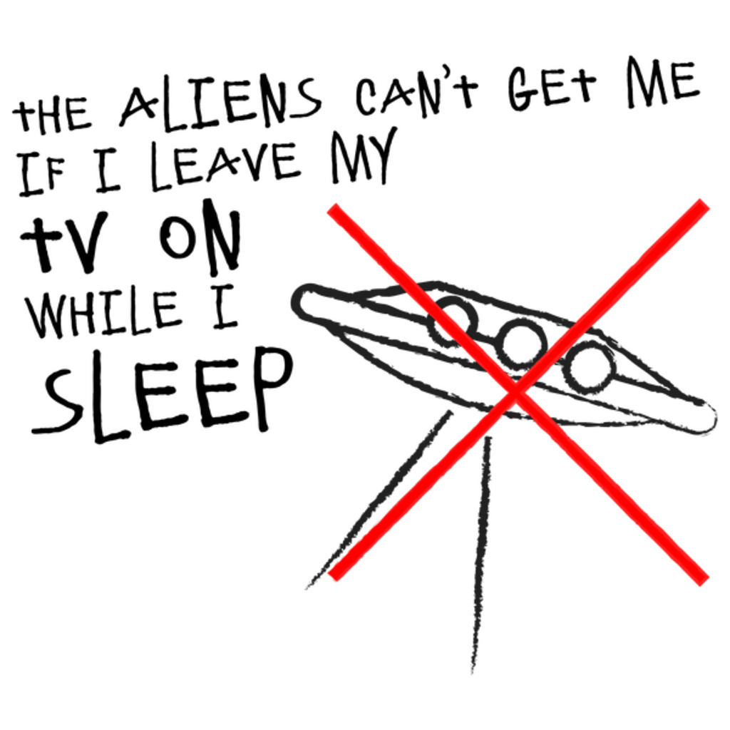 NeatoShop: The Aliens Can't Get Me