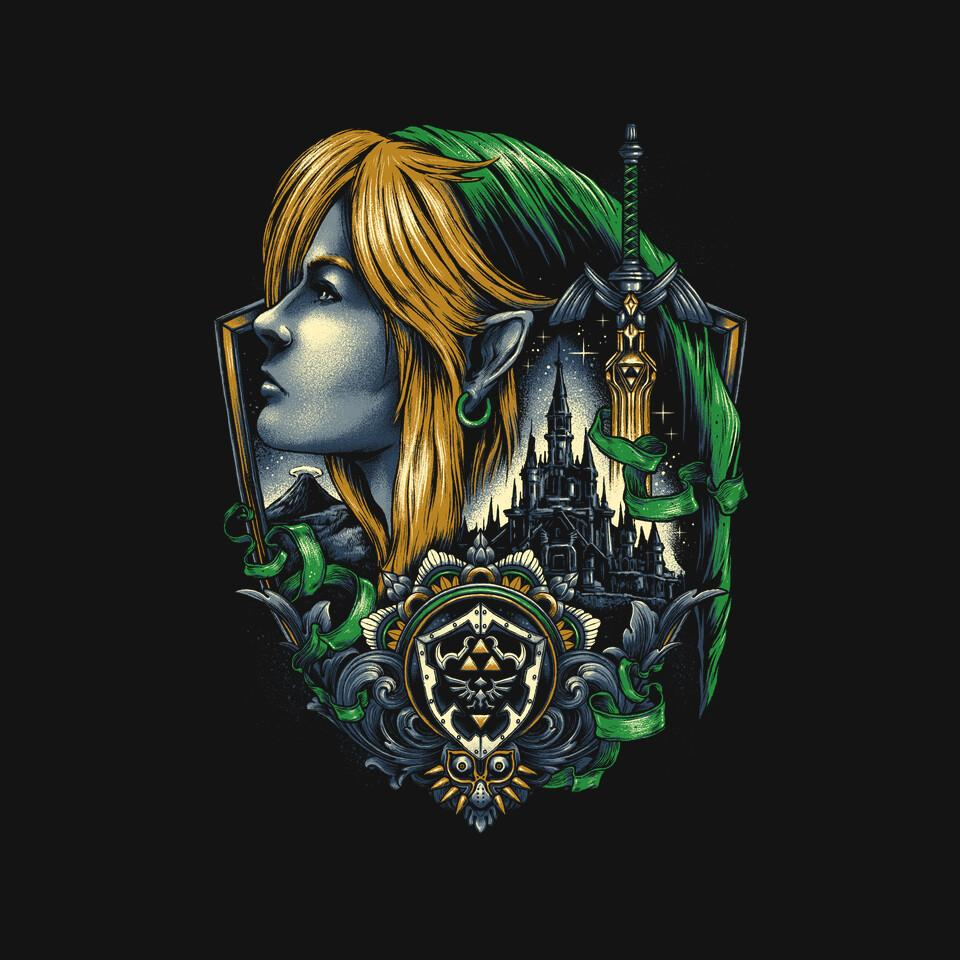 TeeFury: Emblem of the Chosen One