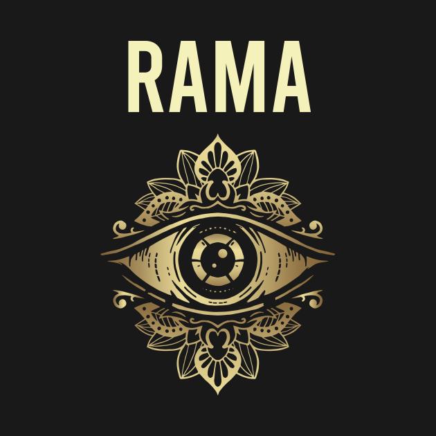 TeePublic: Rama Watching
