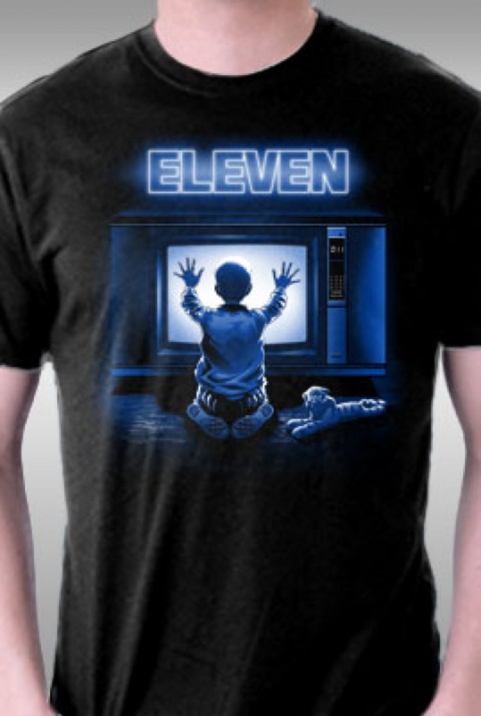 TeeFury: Eleven-Geist