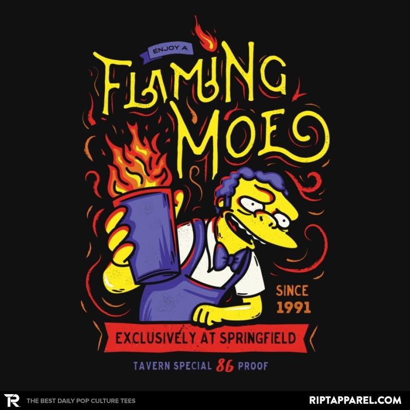 Ript: Flaming Moe