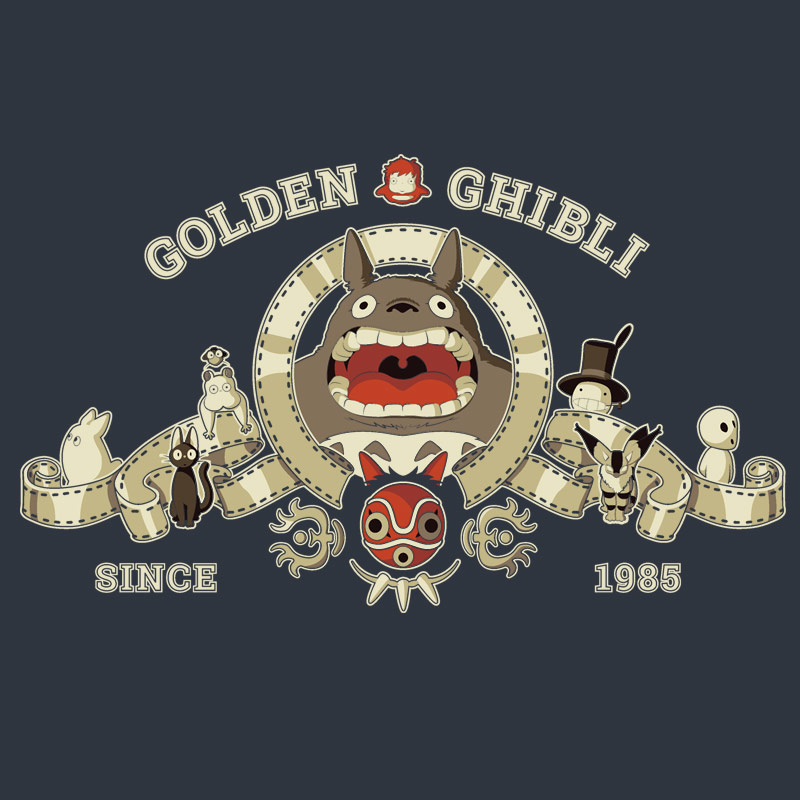 Pampling: Golden Ghibli