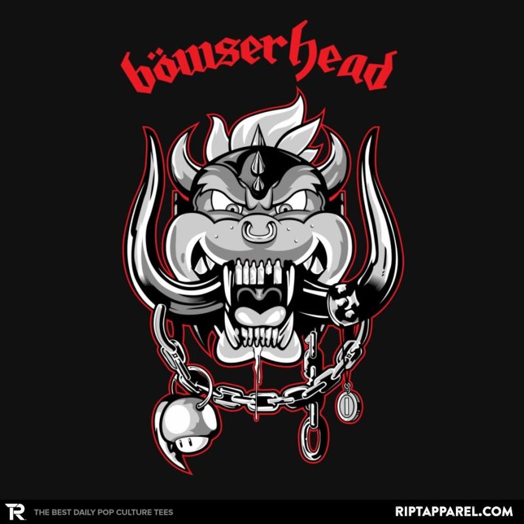 Ript: Bowserhead