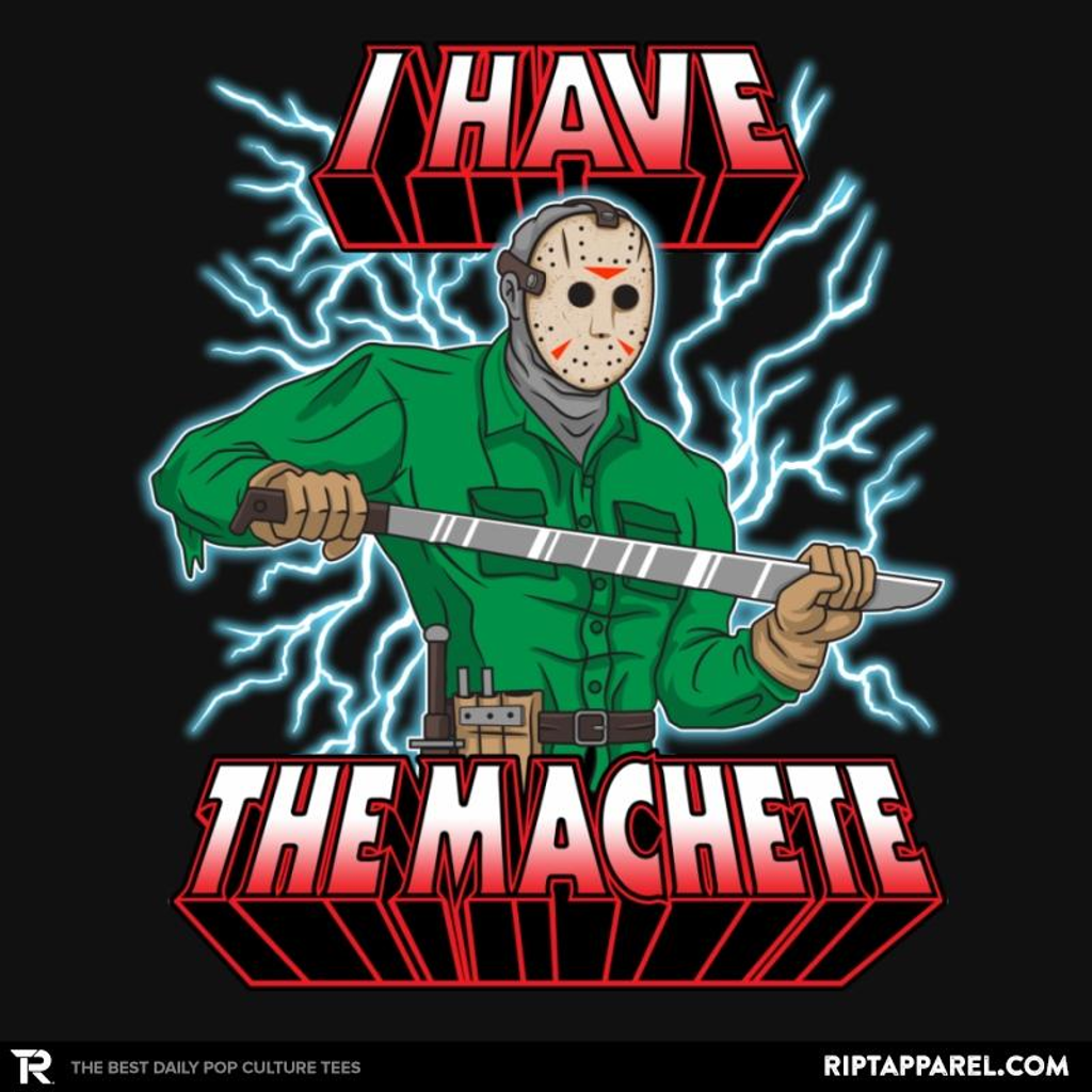 Ript: I Have The Machete!