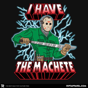 Ript: I Have The Machete!