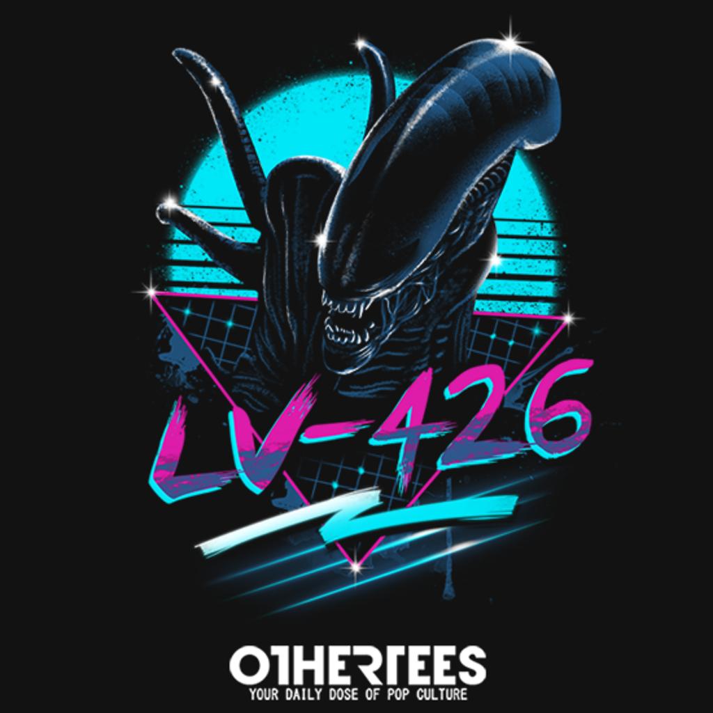 OtherTees: Rad Alien