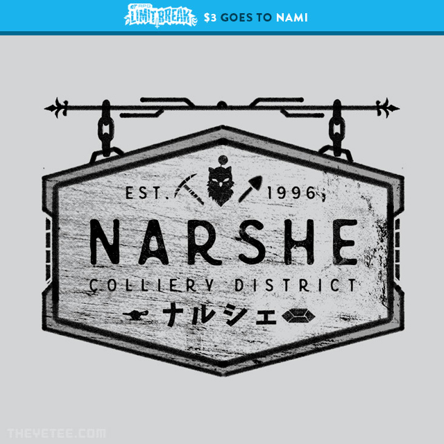 The Yetee: Narshe Colliery District