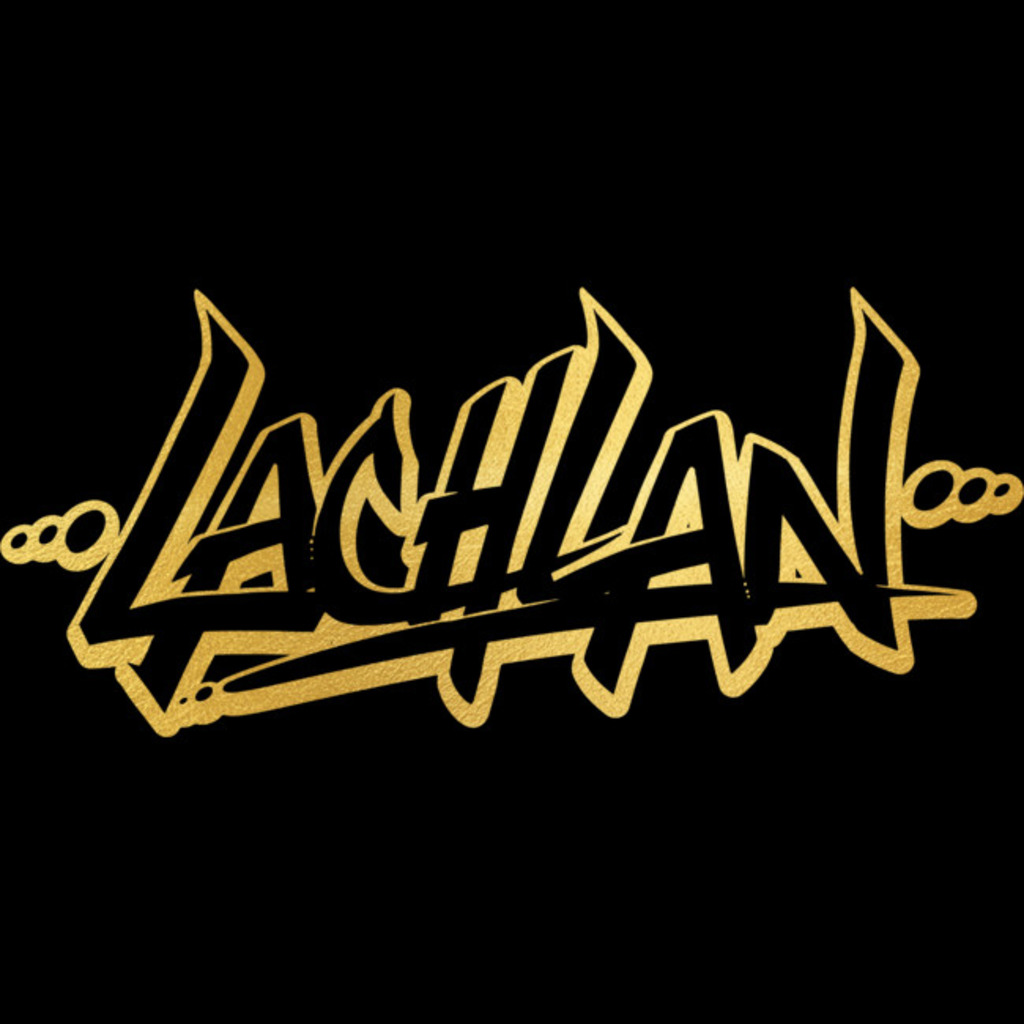 Design by Humans: Gold Foil Limited Edition Lachlan Campaign!