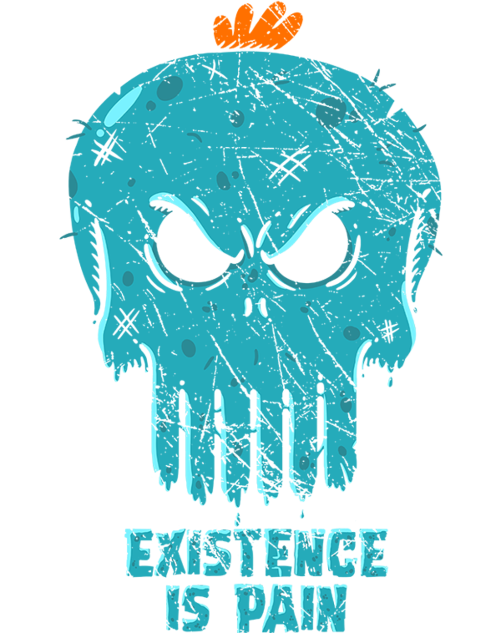 teeVillain: Existence Is Pain