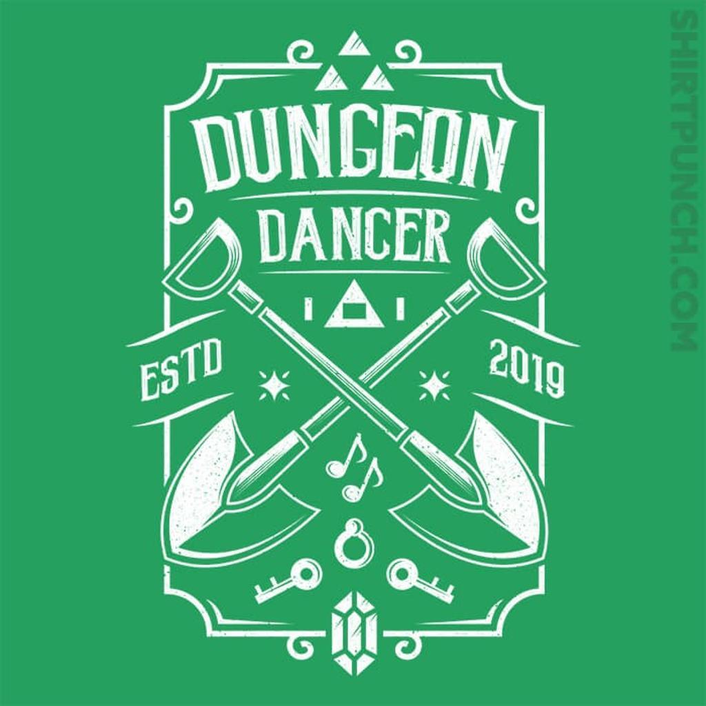 ShirtPunch: Dungeon Dancer