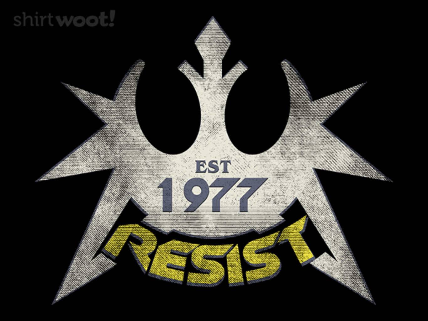 Woot!: Resist 77 - $15.00 + Free shipping