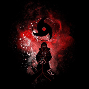 Once Upon a Tee: Akatsuki Art