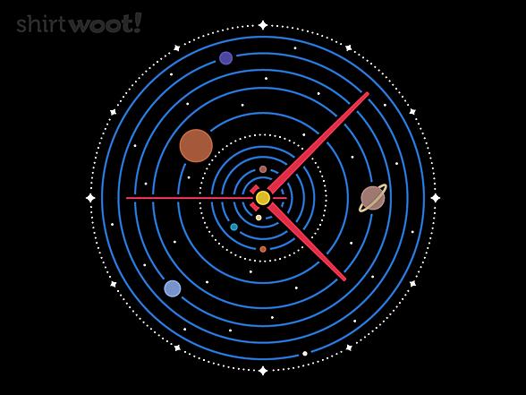 Woot!: Spacetime