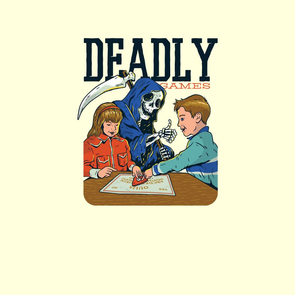 TeeFury: Deadly Games
