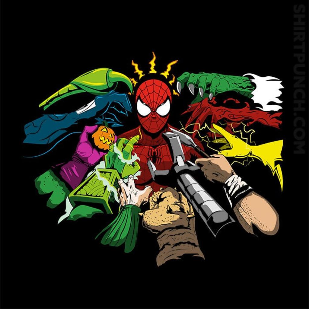 ShirtPunch: Spider Yaga