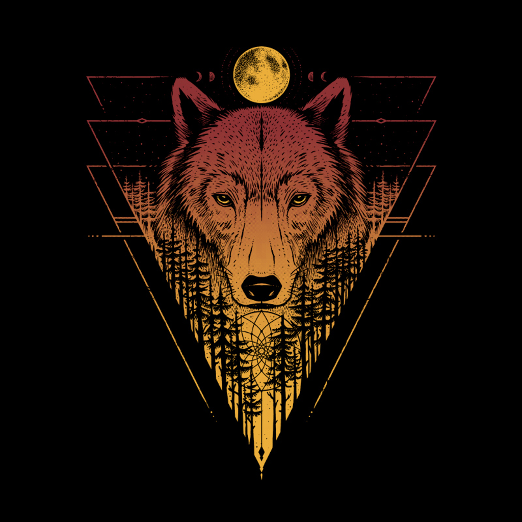 Pampling: Wild Wolf