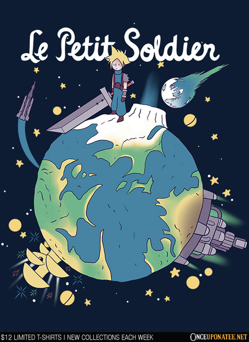 Once Upon a Tee: Le Petite Soldier