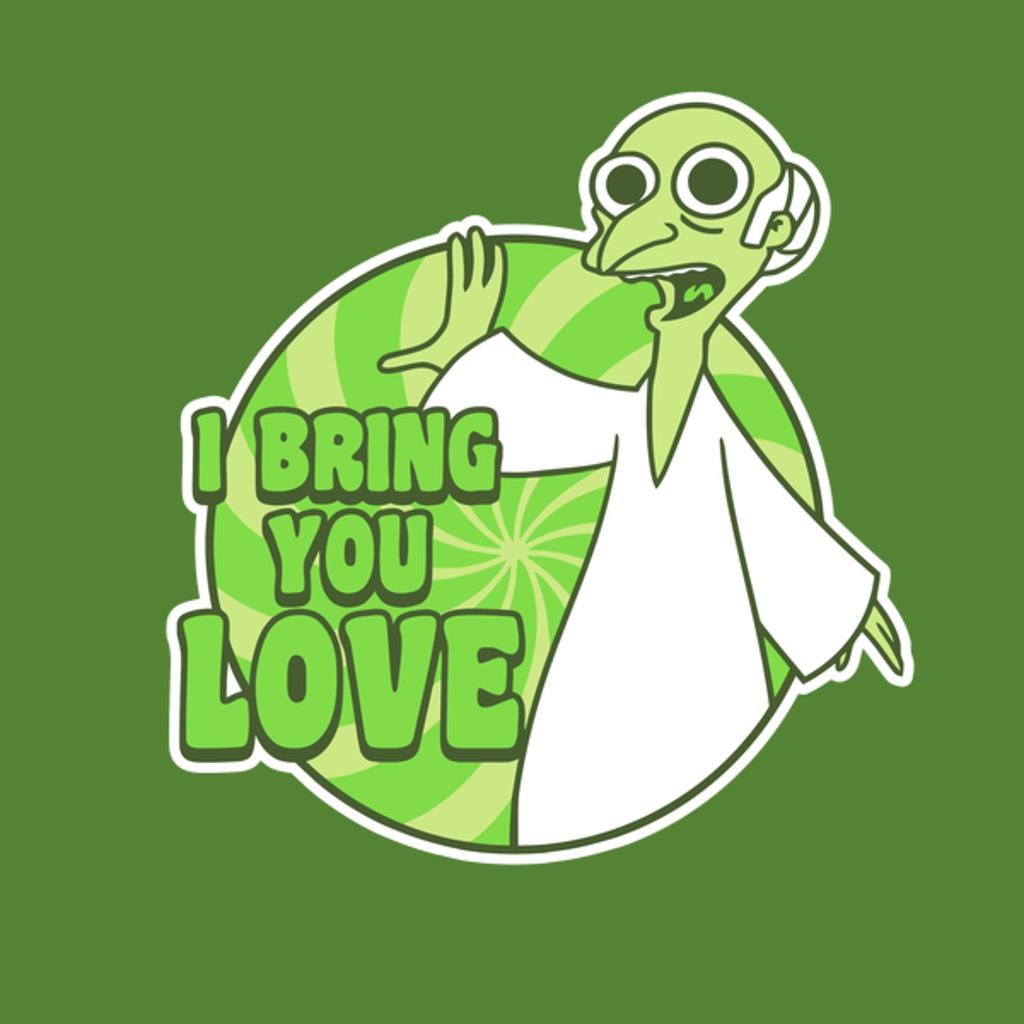 NeatoShop: Love Alien
