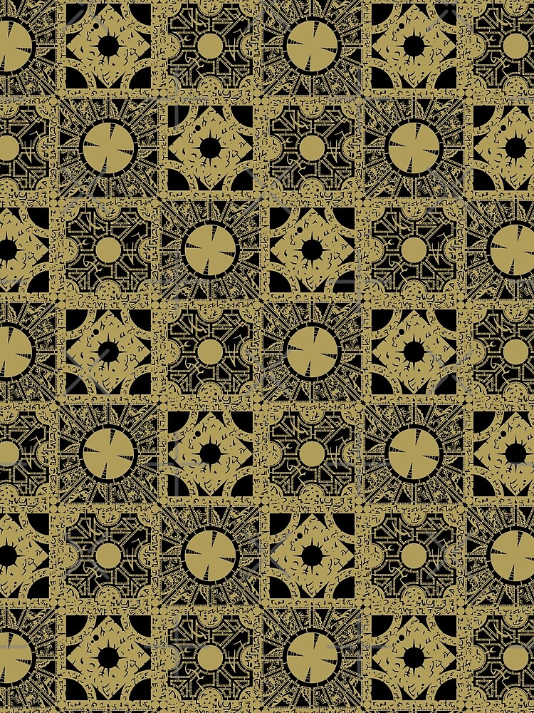 RedBubble: The Puzzlebox Pattern